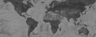 Victoria II Elevation Map
