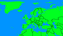 Europe Map for Wiki