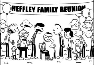 Reunião Familiar na Casa de Gammie