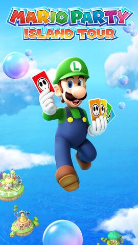 File:Mario Party Island Tour 640x1136 Luigi.jpg