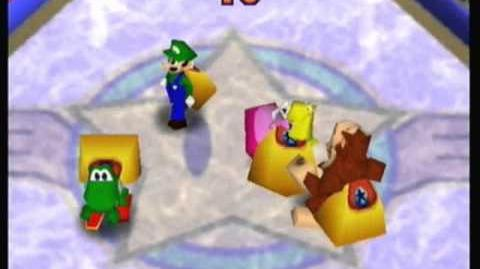 Mario Party 2 - Grab Bag