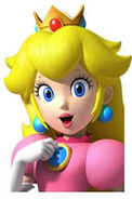 Princess Peach..