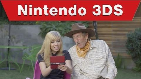 Nintendo 3DS - Mario Party Island Tour - Jennette McCurdy Plays Git-Along Goomba