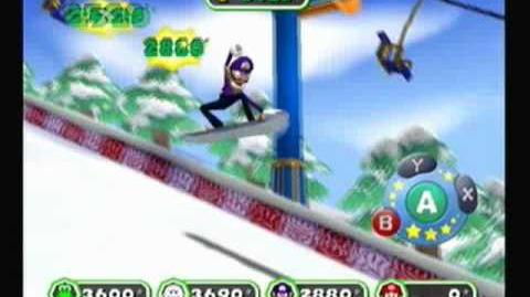 Mario Party 6 - Snow Whirled