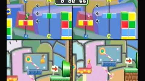 Mario Party 6 - Lift Leapers