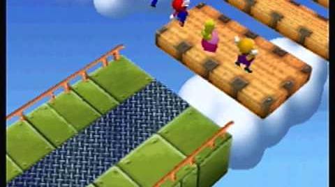 Mario Party 2 - Platform Peril (SUPER HARD)