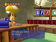 Mushroom Shop Clerk