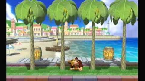 Mario Party 6 - Banana Shake