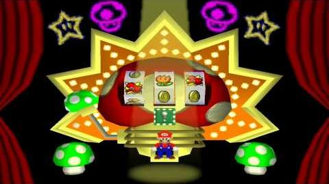 Mario Party 1 Mini Games - Slot Machine