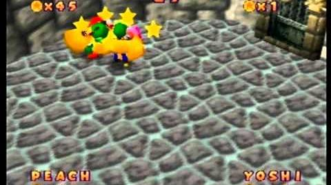 Mario Party- 4 Player Minigame - Grab Bag