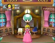 Peach Mario party 4