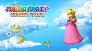 Mario Party Island Tour 1920x1080 Peach