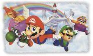 Mario's Rainbow Castle 2