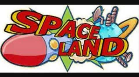 Mario Party 2 Music - Space Land