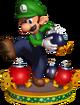 366px-Luigi Artwork - Mario Party 5