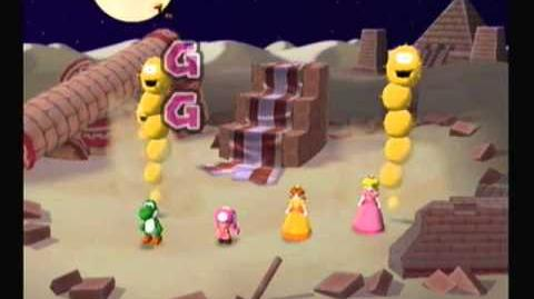 Mario Party 6 - Pokey Punch-Out
