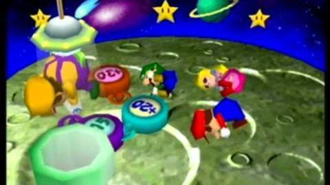 Mario Party 2- 1 vs