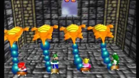 Mario Party 1- Bowsers Knall-Fall (Balloon Burst)
