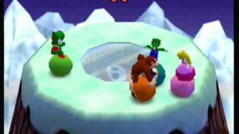 Mario Party 2 - Bumper Balls