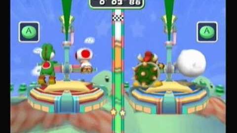 Mario Party 6 - Gondola Glide