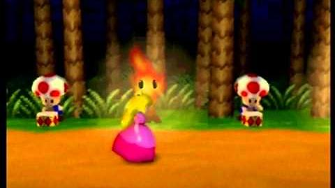 Mario Party- 1 Player Minigame - Limbo Dance