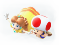 Daisy and toad mpit