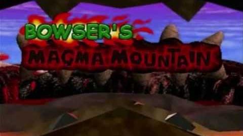 Mario Party Music - Magma Mountain-0