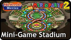 Mini-Game Stadium MP2