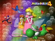 Mario Party 4 wallprp