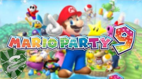 A Starlit Sky - Mario Party 9 OST