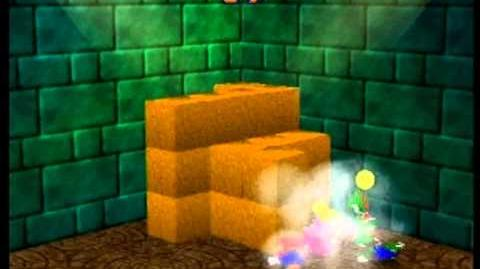 Mario Party- 4 Player Minigame - Box Mountain Mayhem