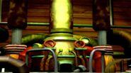 Luigi's Engine Room Scene