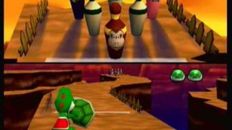 Mario Party 2 - Bowl Over