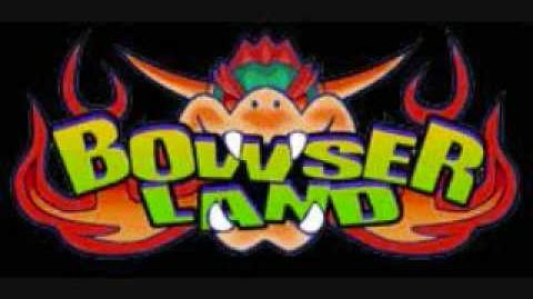 Mario Party 2 Music - Bowser Land