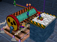 Mario Party 2 ShockDroporRoll