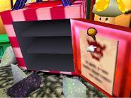 Mushroom bank raided by Bowser