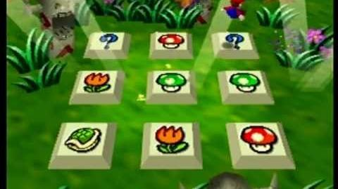 Mario Party- 1 Player Minigame - Memory Match