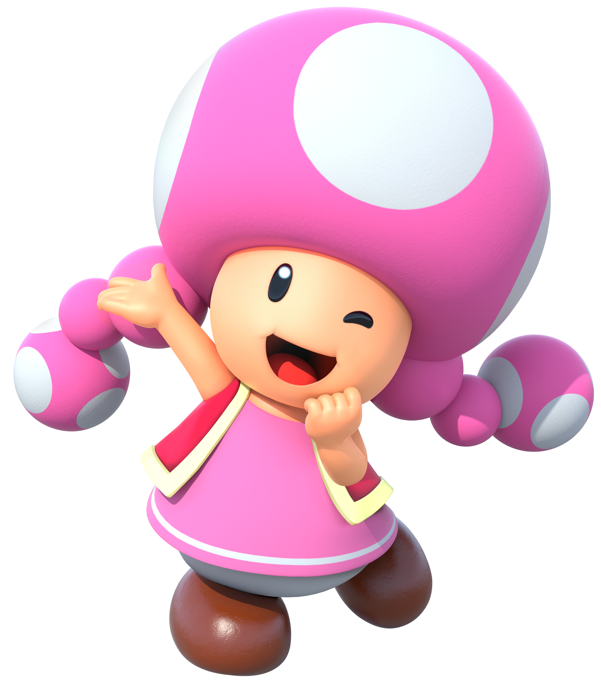 mario coloring pages toadette