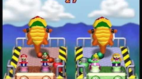 Mario Party 2 - Balloon Burst (SUPER HARD)