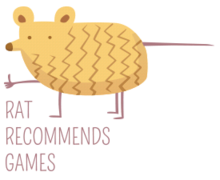 Rat Recommends Games