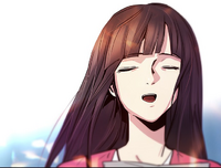 Eunju singing