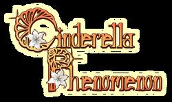 Cinderella Phenomenon - Logo