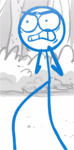 DFTM- Angry Blue