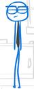 Blue (Robot Frog) 2