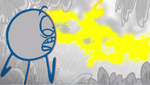 DFTM- Blue watchin the island burn