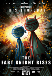 Thefartknightrises