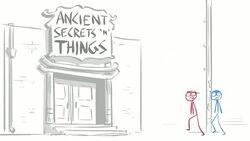 Ancient Secrets 'n' Things