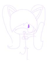 Kitty girl stick