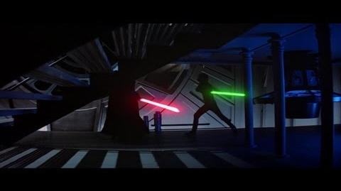 Star Wars Luke vs Vader - Final Duel Extended Theme 1080p