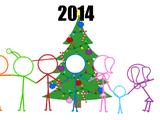 Dick Figures Christmas (2014)